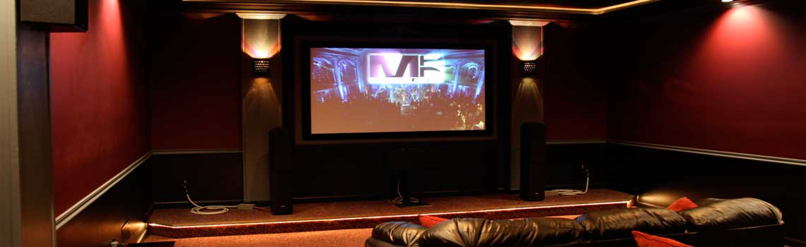 Home Cinema Concept